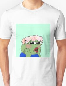 Pepe Spoiled Sweet Unisex T-Shirt