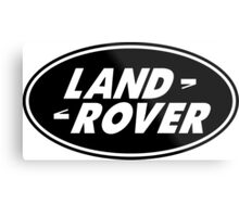 LAND ROVER Metal Print
