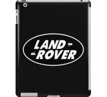 LAND ROVER iPad Case/Skin