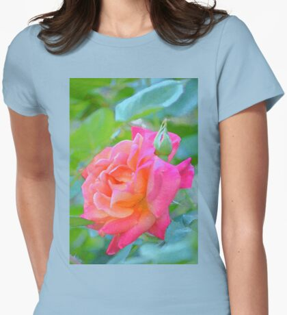 Rose 178 Womens Fitted T-Shirt