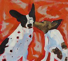 Luvy Duvys # 2 by leanne kremp