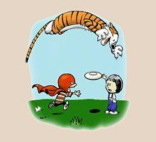 Tigerhobbes Play With Best Friend  Unisex T-Shirt