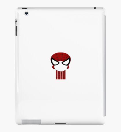 spider-man, the punisher  iPad Case/Skin