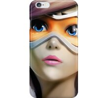 Tracer iPhone Case/Skin