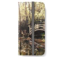 Swamp Sunshine iPhone Wallet/Case/Skin