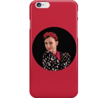 Queen Farmiga iPhone Case/Skin