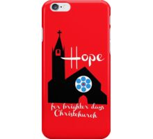 Hope for Brighter Days iPhone Case/Skin