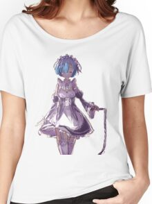 Re:Zero - Rem Women's Relaxed Fit T-Shirt