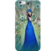 Peacock Splendor iPhone Case/Skin