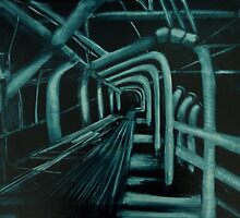 Industrial Perspective by Cathy Gilday