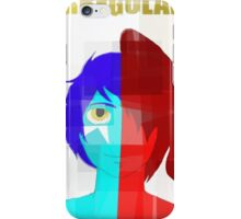 Baam or Viole, two sides of the coin iPhone Case/Skin