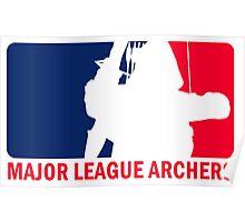 Major League Archers Poster