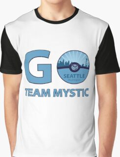 Go Team Mystic Seattle Graphic T-Shirt