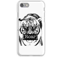 Tigers Roar iPhone Case/Skin