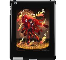 Kieth | Red Paladin of Fire | Aries iPad Case/Skin