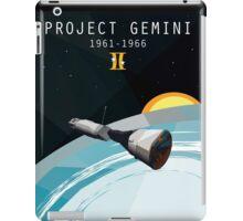 Gemini and Agena iPad Case/Skin