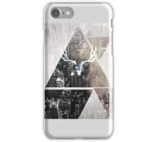 City Triangle iPhone Case/Skin