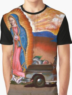 Guadalupe Graphic T-Shirt