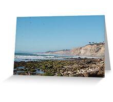 La Jolla San Diego California Greeting Card