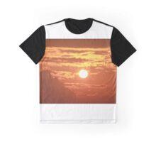 Ocean Sunset  Graphic T-Shirt