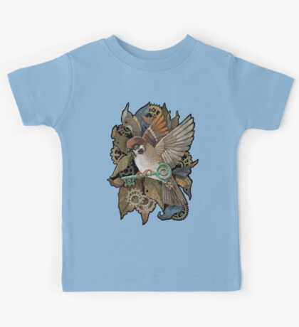 Clockwork Sparrow Kids Clothes