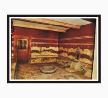 The Minoan Palace Of Knossos by ZirconInk