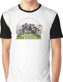 Parks and Reckless Behavior Graphic T-Shirt