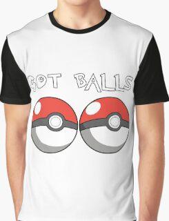 Pokemon Balls - Got Balls Graphic T-Shirt