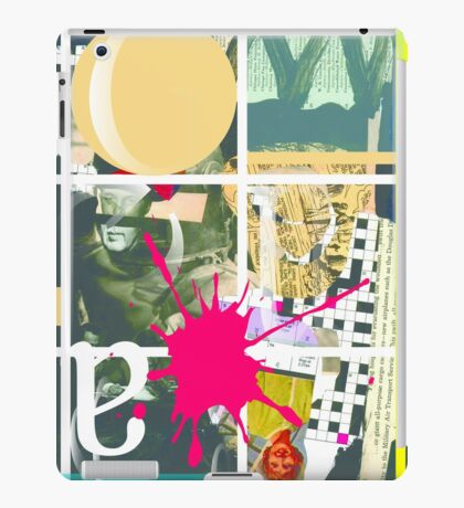 games that people play iPad Case/Skin