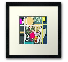 games that people play Framed Print