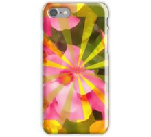 Sun-kissed Floral iPhone Case/Skin