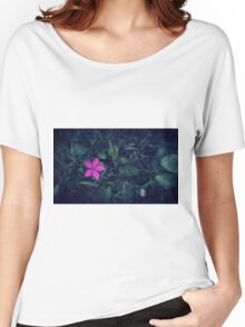 Wildflower is the best flower.  Women's Relaxed Fit T-Shirt