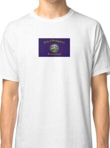 Flag of Bridgeport  Classic T-Shirt