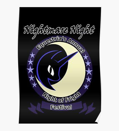 Nightmare Night Poster