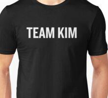 Team Kim (White) Unisex T-Shirt