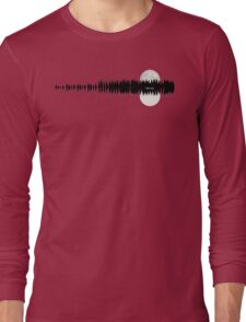 Bon Iver.Woods Long Sleeve T-Shirt