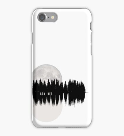 Bon Iver.Woods iPhone Case/Skin