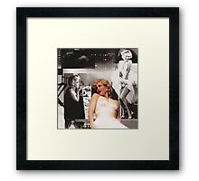 Gillian Monroe Framed Print