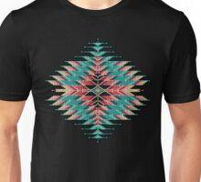 Native Style Southwest Beadwork Sunburst Unisex T-Shirt