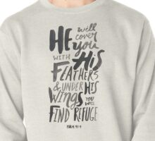 Psalm 91:4 Pullover