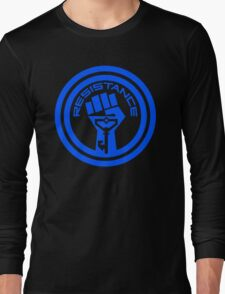 The Resistance  Long Sleeve T-Shirt