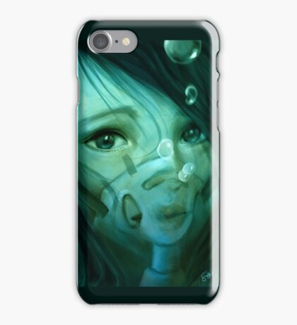 Black Matrix iPhone Case/Skin