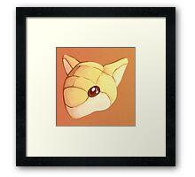 sandshrew Framed Print