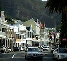 Simon's Town, South Africa by Margaret  Hyde