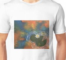 Lily Pad Starry Night Unisex T-Shirt