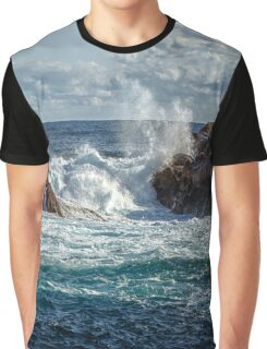 Canal Rock WA Graphic T-Shirt