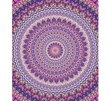 Mandala 138 Photographic Print
