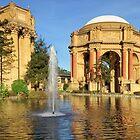 Palace Rotunda - San Francisco by TonyCrehan