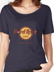 Hard Rock Cafe Pokemon Saffron City Women's Relaxed Fit T-Shirt