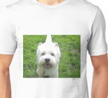 With love from the dog Unisex T-Shirt